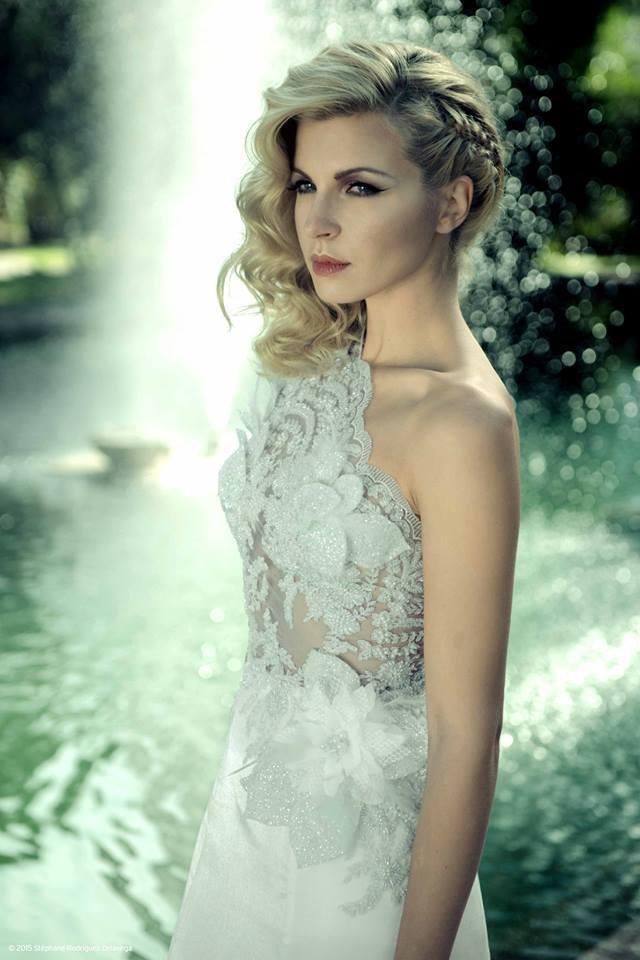 Coiffure Glamour Leslie Azur
